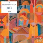 Klee 2018 Wall Calendar