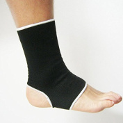 Muay Thai Boxing Foot Ankle Support Pullover Elasticated Brace Guard Karate