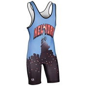 Brute New York Sublimated Singlet