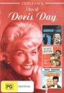 Doris Day Triple Pack [Region 4]