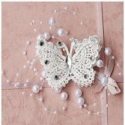 FLOW ZIG Women's Rhinestone/Imitation Pearl Headpiece - Wedding Flowers