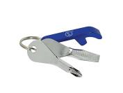 SE 1243BO 3-Piece Smart Keychain with Bottle Opener