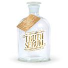 Fred BOTTLED UP Glass Spirits Decanter, Truth