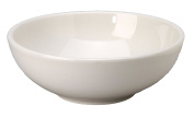 Vertex China VRE-81 Vista Pasta/Salad Bowl, 20cm - 1.3cm , 1420ml, Bone White