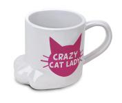 BigMouth Inc. Crazy Cat Lady Mug