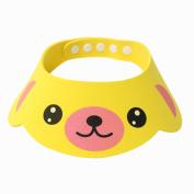 San Bodhi® Baby Toddler Bathing Shower Adjustable Cap Wash Hair Shield