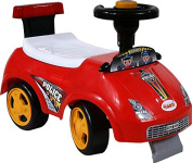 Car Child Vehicle child vehicle ARTI HR628 Police red