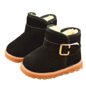 DAYSEVENTH Winter Baby Child Fashion Cotton Boot Shoes Warm Snow Boots