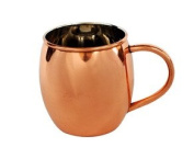 470ml smooth copper barrel with nickel lining
