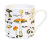 Gift Republic Multi Mushroom Bone China Ecologie Mug