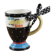 Young's Quit Your Ceramic Mug, 14cm