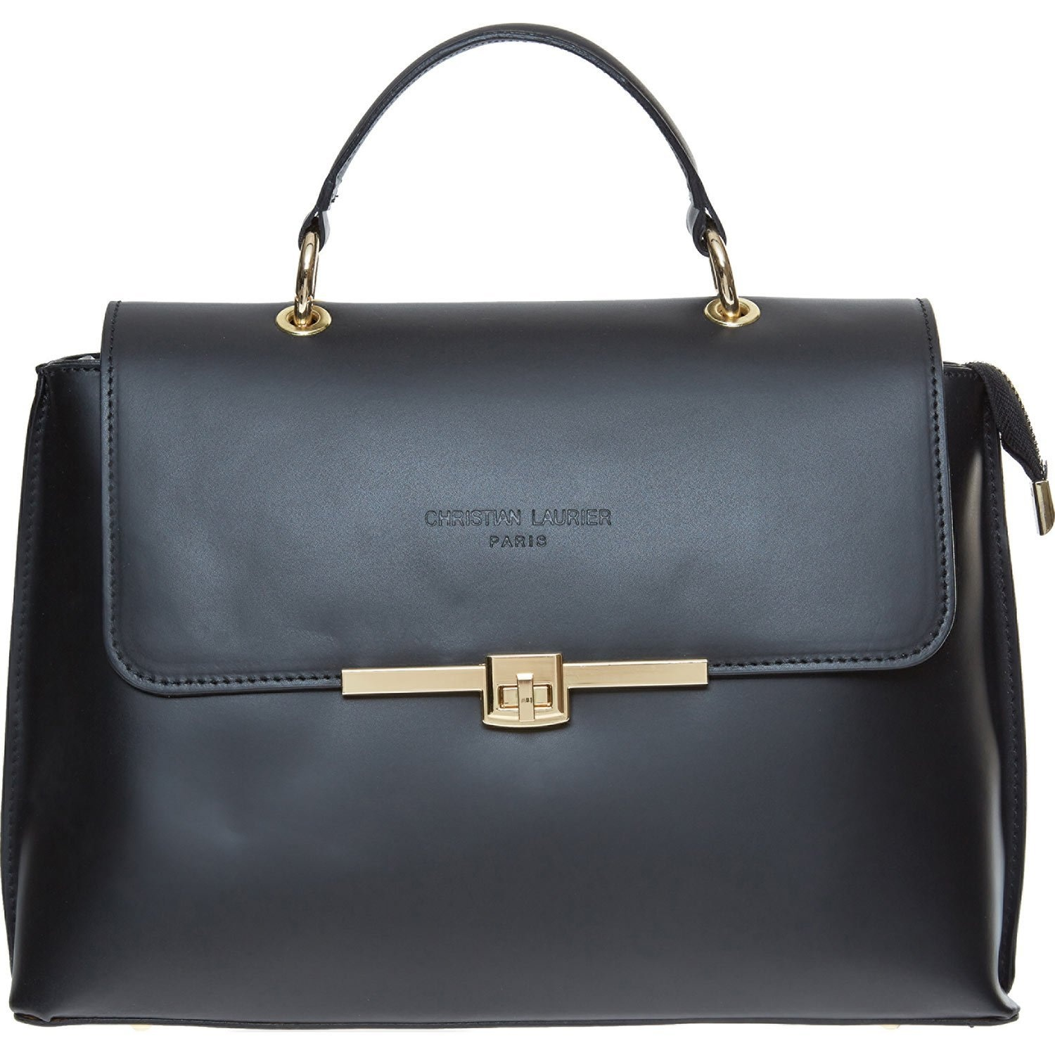 Womens Christian Laurier Black Leather Handbag (Christian Laurier) by New  Fashion Deal - Shop Online for Bags in Australia 5eeae6f518e64