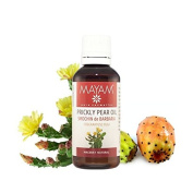 PRICKLY PEAR OIL 50 ml - PURE - ANTI AGEING, REPAIR, NOURISHING, HYDRATING