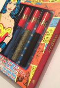Wonder Woman An Eye For Justice Liquid Eyeliner Set