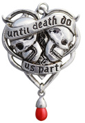 Spondeo for a True Soul Mate By Anne Stokes Charm Amulet Talisman Pendant