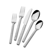 Towle Living Gryphon 20-Piece 18/0 Stainless Steel Forged Flatware Set