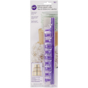 Wilton 399-5004 14-Piece Support Rods and Caps, Purple