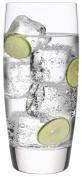 Luigi Bormioli Michelangelo Cooler/Iced Tea Glass, 590ml, Set of 6