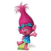 Star Cut Outs Princess Poppy Trolls, Multi-Colour