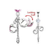 Handcuff Belly Bar with NSR8615 Mix