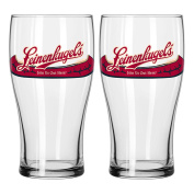 Boelter Brands Leinenkugel Tulip Glass Set, 470ml, 2-Pack