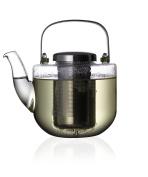 Viva Bjorn Glass Teapot, Transparent, Small