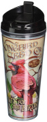American Expedition Tall Tumbler - Songbird Seed Co. Vintage Ad