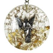 Find Something Different Orgone Archangel Uriel Pendant 4cms