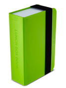 Black + Blum Box Appetit Lunch Box Book in Lime Green
