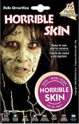 HALLOWEEN HORRIBLE SKIN FAKE MAKE-UP WITCH ZOMBIE FANCY PARTY DRESS ACCESSORY