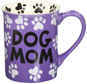 Enesco 4026112 Our Name Is Mud by Lorrie Veasey Dog Mom Mug