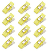 Angelduck 50 Wonder Clips for Sewing Binding Quilting Crafting