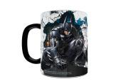 Morphing Mugs Batman Arkham Knight (Batman) Ceramic Mug, Black
