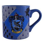 Harry Potter HP6932 Ravenclaw House Crest Ceramic Mug, 410ml, Multicolor