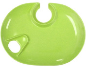 Calypso Basics Party Plate Set of 6, Lime