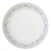 Corelle Livingware Luncheon Plate, 22cm , White, Set of 6