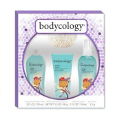 Bodycology Petal Away Gift Set With Pouffe