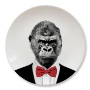 Mustard Wild Dining - Gorilla - Fun Dunner Plates