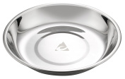 Chinook Plateau 18/8 Stainless Steel 22cm Plate, Deep