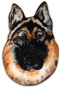 Rescue Me Now German Shepherd Ear Plate, 29cm , Pavilion Gift
