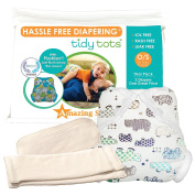 Tidy Tots Nappies Hassle Free 2 Nappy Hippo Cover