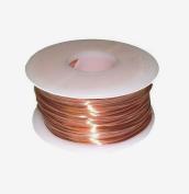 14 Ga Copper Round Wire 24m 0.5kg Spool (Dead Soft) Bare , Solid