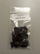 BLUE DYE CHIPS (20 PCS PER PACK) - CANDLE MAKING SUPPLIES