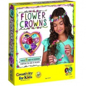 New Creativity For Kids Flower Crowns