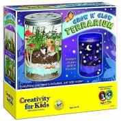 New Creativity for Kids Grow 'n Glow Terrarium
