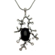 Acosta Jewellery - Gothic Branch - Crystal Necklace