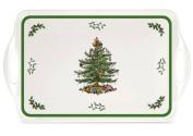 Spode Christmas Tree Sandwich Tray -38cm x 17cm