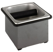 Rattleware 25630 Basic Stainless Steel Knock Box Set, Silver