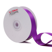 LaRibbons 2.5cm Wide Double Face Satin Ribbon - 25 Yard