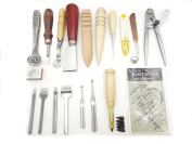 Inton Leather kits Leather craft Hand Sewing Tool Set